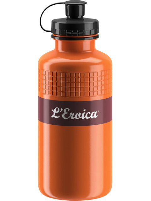Elite Eroica Drink Bottle 500ml orange